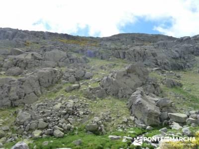 Parque Regional Sierra de Gredos - Laguna Grande de Gredos;viajar semana santa;clubs de senderismo e